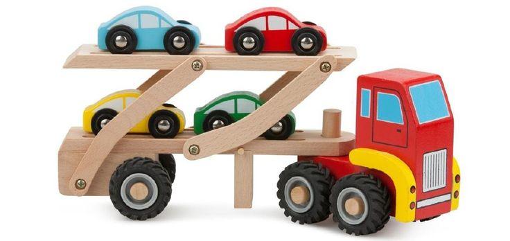 Medemblikker speelgoedfabrikant haalt autotransporter van de markt wegens veiligheidsproblemen