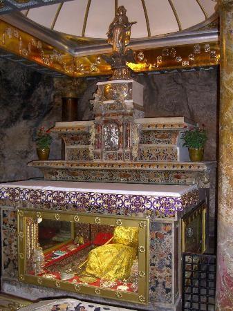 Il Santuario della Santuzza #Palermo #Montepellegrino