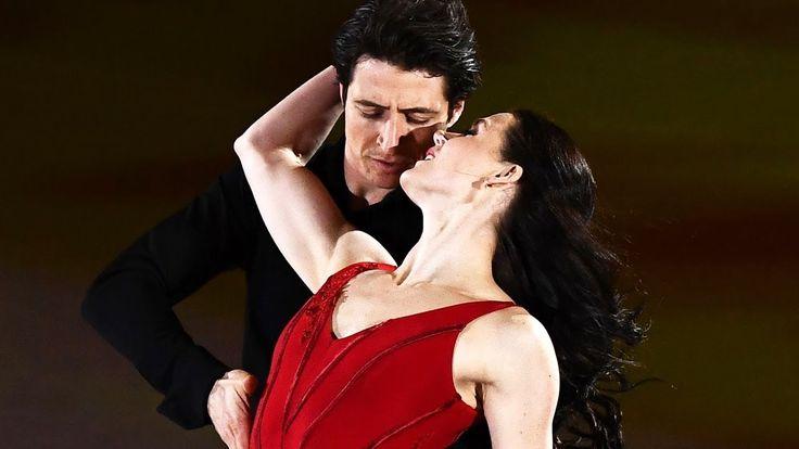 Tessa Virtue, Scott Moir Dance to The Tragically Hip's 'Long Time Runnin...