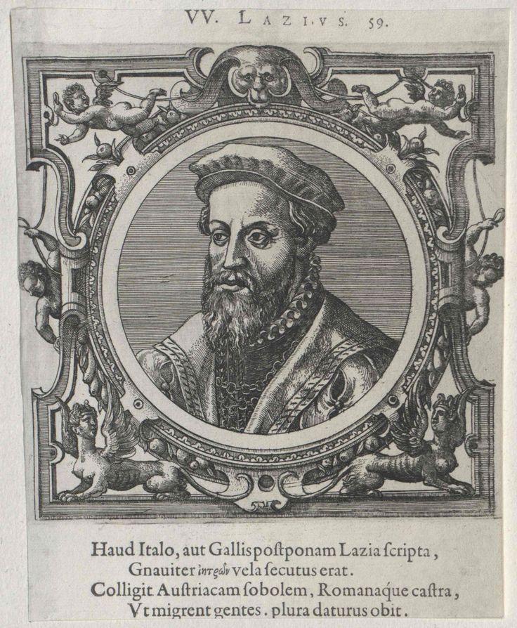 Lazius, Wolfgang (1514-1565)