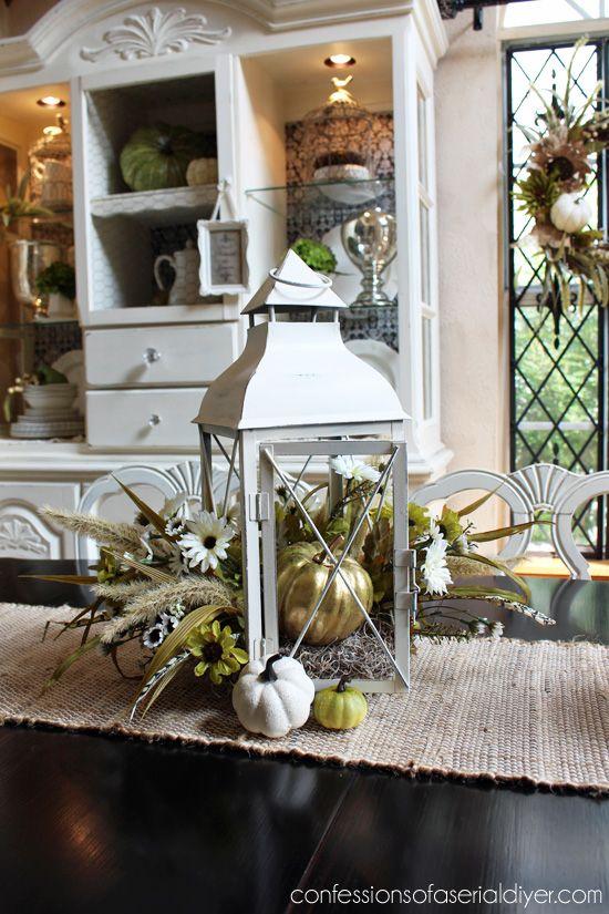 Best 25 Fall Lanterns Ideas On Pinterest Lantern Decorations