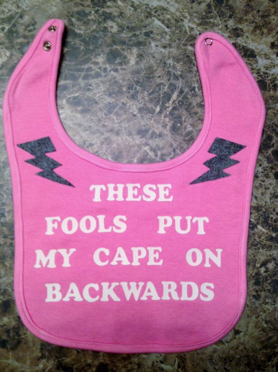 fools!Capes, Baby Boys, Unique Baby Stuff, Baby Girls, Baby Bibs, So Funny, Cute Babies, Baby Niece Gift Ideas, Decalthes Fools