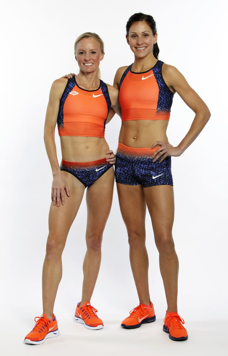 Nike for Shalane Flanagan & Kara Goucher (LunarGlide+ 4 Boston Marathon)