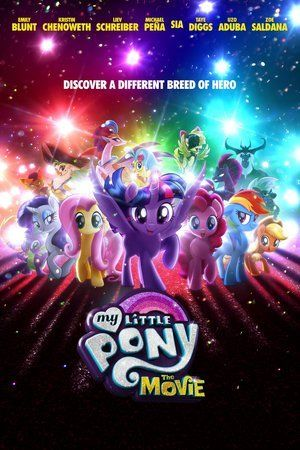 Watch My Little Pony: The Movie (2017) Full Movie HD Free Download