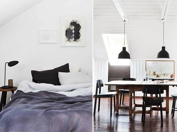 Bright Norwegian Family Loft