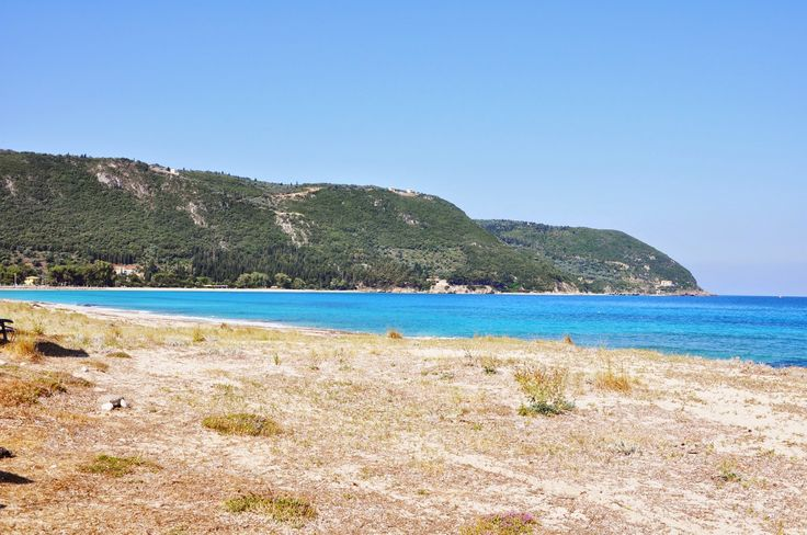 Czech girl travels: Lefkada... hidden treasure among Greece islands
