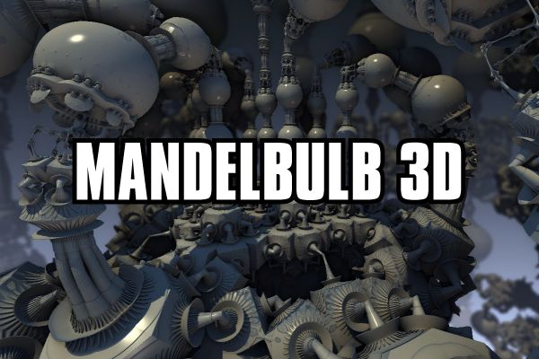 Mandelbulb 3D is a free software application created for 3D fractal imaging. Developed by Jesse and a group of Fractal Forums contributors, based on Daniel White and Paul Nylander's Mandelbulb work...
