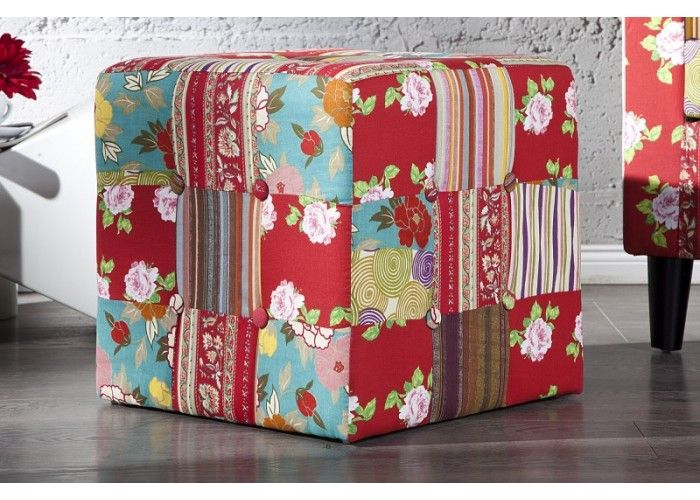 Ibiza stool   #colorfulfurniture #multicoloured #colors #interiordesign #homedecor #irenesworld #yourhome #yourplayground