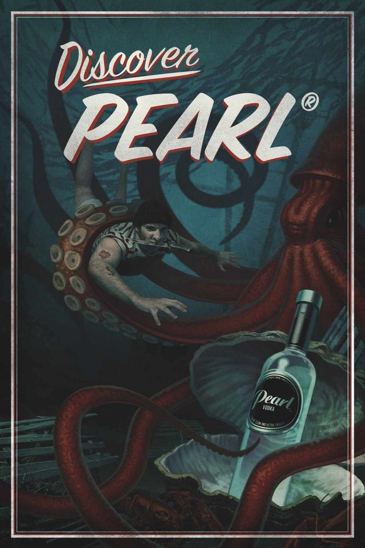 Pearl Vodka: Cape Cod