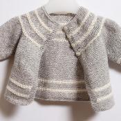 Little Jacket - via @Craftsy