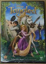 TANGLED DVD NEW