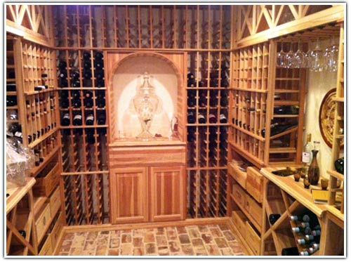 "Quality Products + Professional Services = Wine Cellar Excellence! - ""We're building a new home and I've had other wine rooms by a different manufacturer. Wine Cellar Innovations was far superior- it's beautiful and done in craftsman like fashion. Our contact person was great as was the installer.""  ~Charles P.~"
