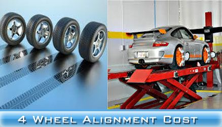 cost of wheel alignment at beaurepaires