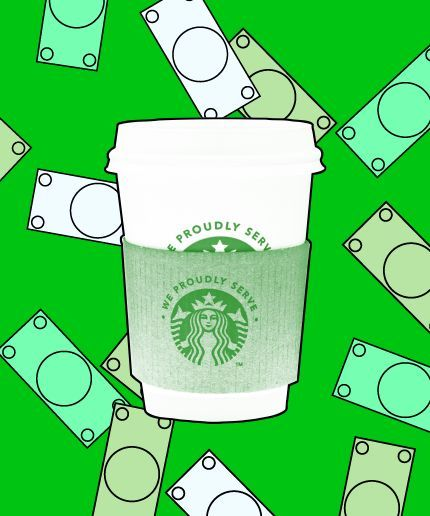 This is how you save some extra money at Starbucks.