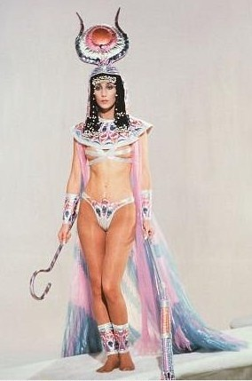Egyptian Goddess Halloween Costume