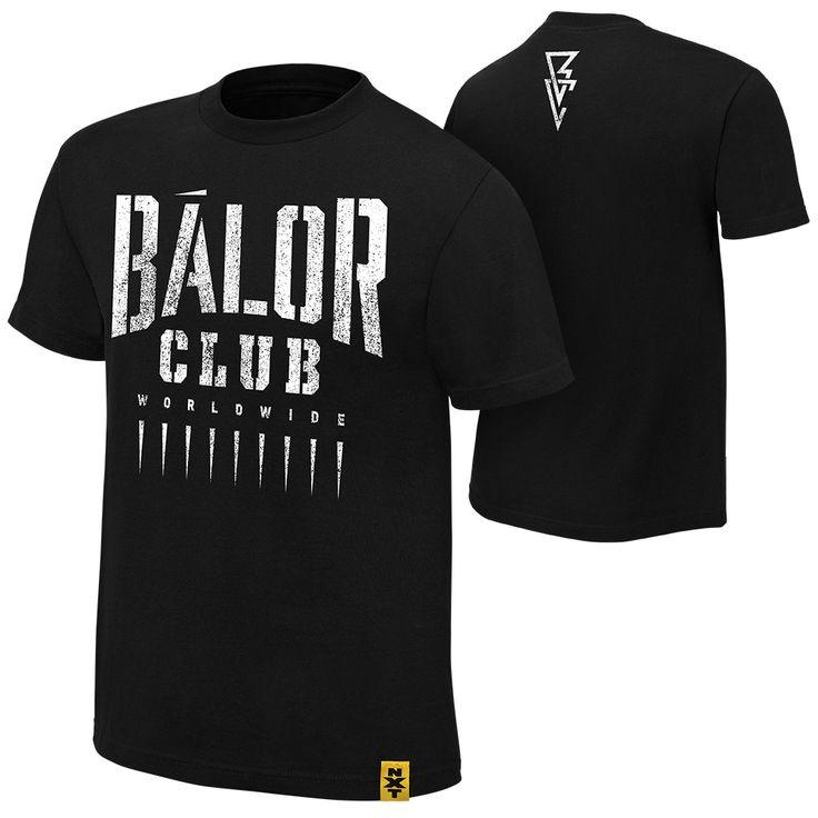 """Finn Bálor """"Bálor Club"""" Authentic T-Shirt - WWEShop.com"""
