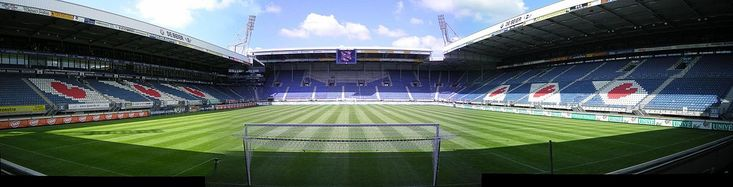 SC Heerenveen - Abe Lenstra Stadion - NL. 2007