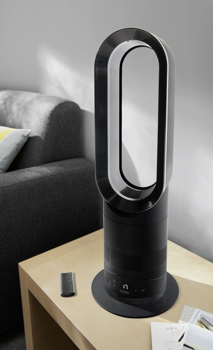 Colonne chauffage/ventilateur