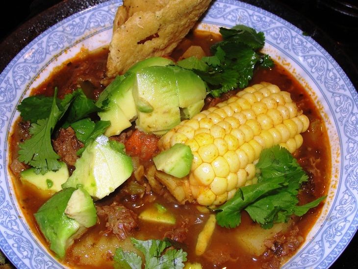 "After 25 years of marriage, my husband, Jesús, suddenly told me ""You know my favorite food is caldo de res. My mom used to make it for me."" It took him that long to tell me! (In California it's kno..."