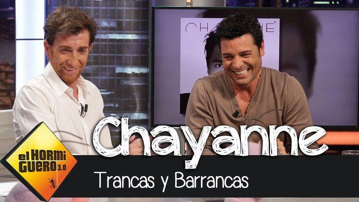 Chayanne con Trancas y Barrancas En El Hormiguero Promocion #EnTodoEstarè Espana 0ctubre 2014