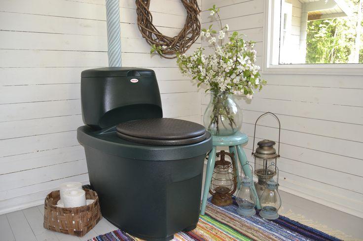 Biolan Kuivikekäymälä Biolan Komplet Dry Toilet
