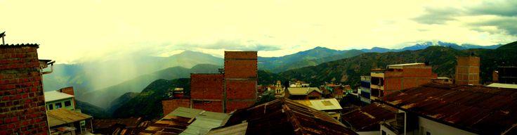 Chulumani, Bolivia