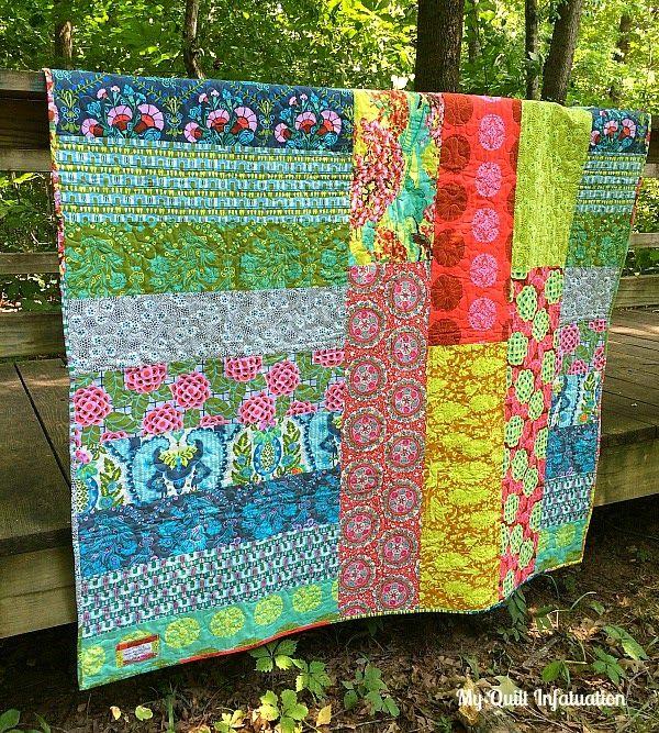 Best 20+ Big Block Quilts ideas on Pinterest Large print quilt blocks, Simple quilt pattern ...