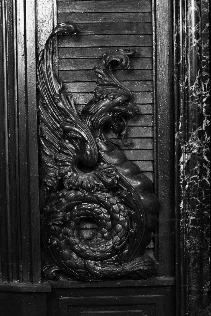 restoration  old building  dragon Benua architector architecture Gothic style Palace Kusheleva-Bezborodko st.peterburg fireplace