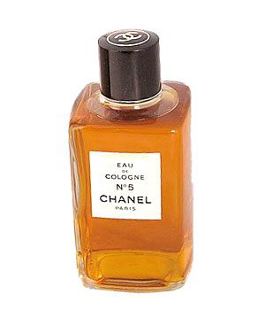 Chanel No 5 Eau de Cologne Chanel perfume - a fragrance for women 1921