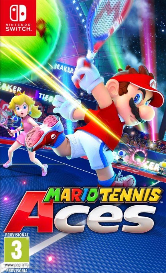 Juego Switch Mario Tennis Aces Nintendo Pinterest Tennis