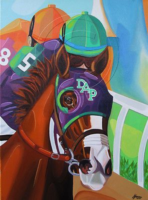 Belmont Stakes Horses
