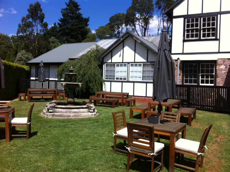 Beer and Wine Garden at Marybrooke