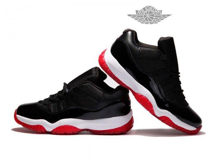 Air Jordan 11 Retro Low 2015 Nouveau Jordan Chaussures Nike Baskets Pas  Cher Pour Homme -