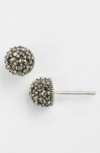 Judith Jack Stud Earrings available at #Nordstrom  Silver/fireball color
