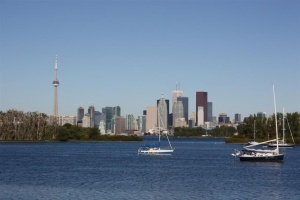 A view from Leslie Street Spit #Toronto