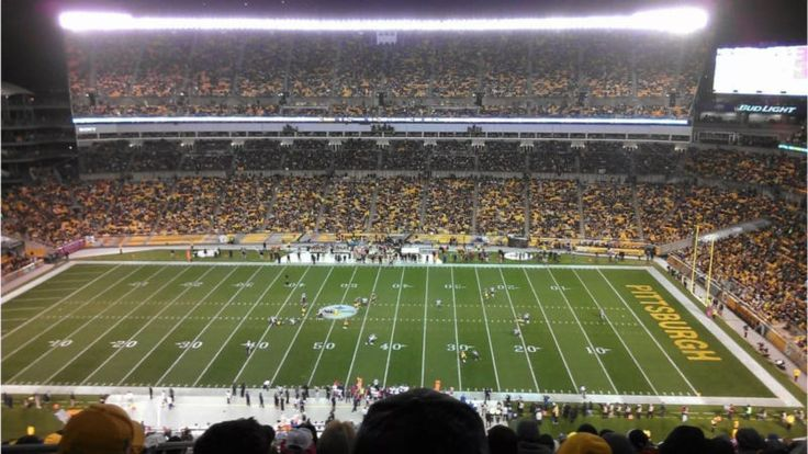You are bidding on 2 Pittsburgh Steelers vs Dallas Cowboys tickets. The game will be held on November 13, 2016 at Heinz Field. These are great seats t... #pittsburgh #tickets #cowboys #dallas #steelers