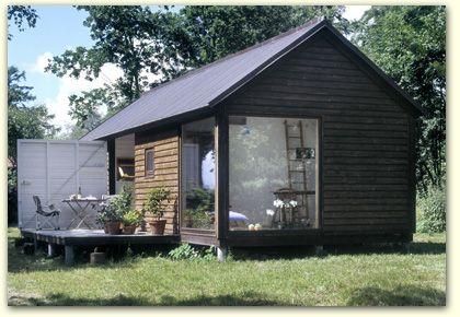 Mønhuset  scandinavian summer retreat