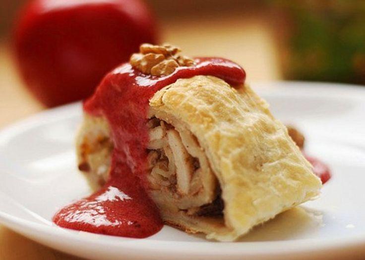 4 найкращих рецепти яблучного штруделя