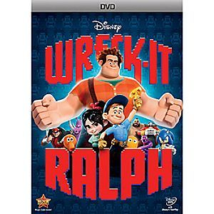 From Disney comes a hilarious, arcade-game-hopping journey in <i>Wreck-It Ralph</i>. For decades, Ralph has played the bad guy in his video game. In a bold move, he embarks on an  adventure to prove he is a true hero with a big heart.