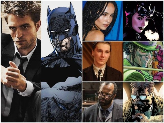 The Batman (2021) is starting to take shape. With the recent ...