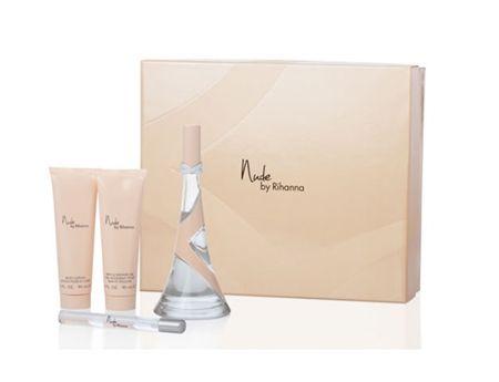 Rihanna Nude 100ml EDP 4-piece Gift Set for Women