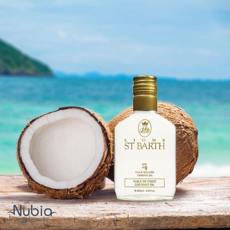 Ligne St. Barth Pure Coconut Oil - Hindistan Cevizi Yağı; %100 saf saç, cilt ve vücut bakımları için besleyici, koruyu ve onarıcı bakım yağıdır. Cildin kurumasını önler, korur ve yoğun bir şekilde besler.