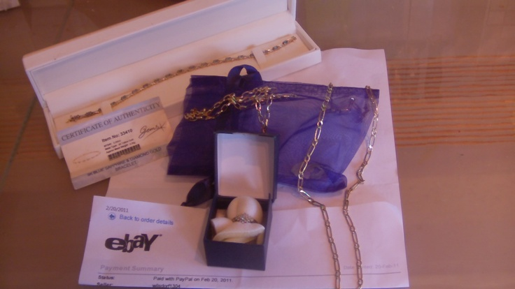 Buy or Buying Gold And Silver Jewelry On Ebay? Read From Real Experience!