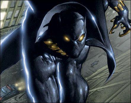 Black Panther (T'Challa) - Marvel Universe Wiki: The definitive online source for Marvel super hero bios.