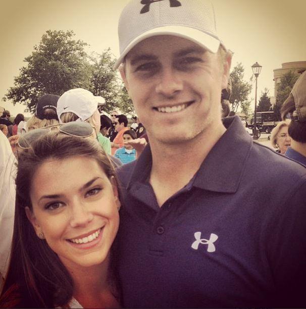 Jordan Spieth, Girlfriend Annie Verret: Golf's Next Power Couple? (Photos)   Photo Gallery   NESN.com