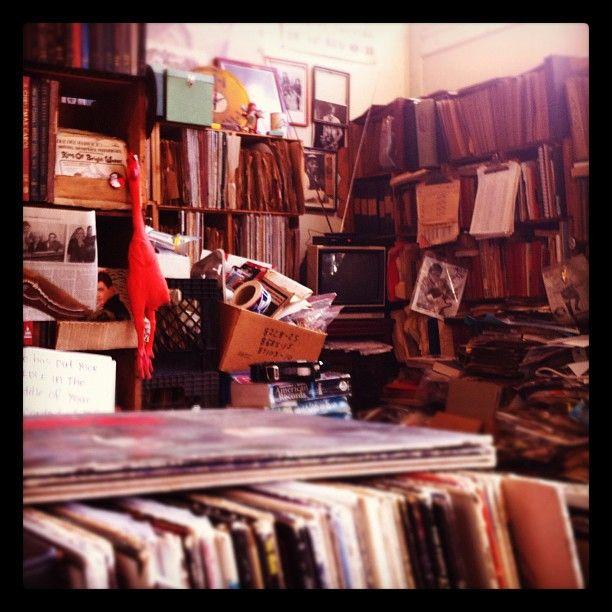 Jack's Record Cellar in San Francisco, CA