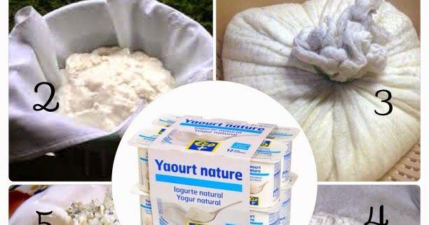 bousin maison, boursin avec yaourt, yaourt nature, fromage maison, fromage boursin, recette fromage maison, recette boursin maison, recette boursin, recette fromage facile, boursin, comment faire du boursin, mesarticlesdujour