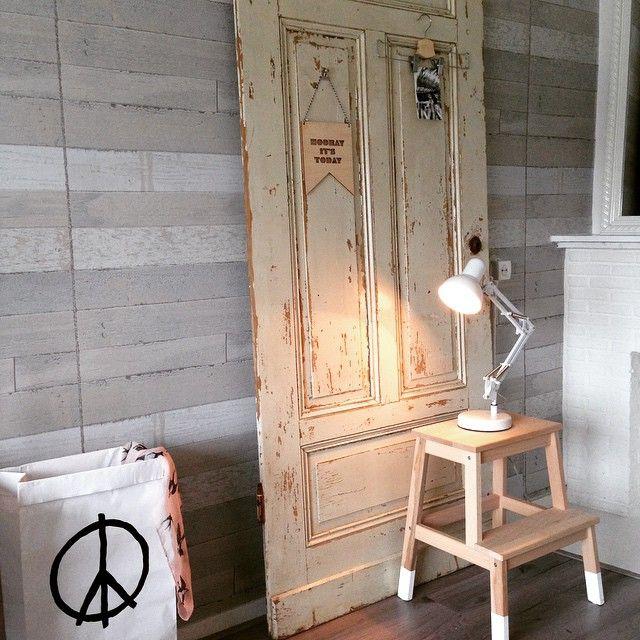 Paperbag 'peace' verkrijgbaar via Koetjes & Kaartjes.