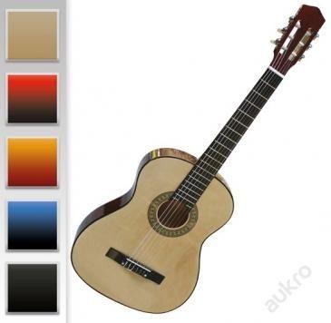 Akustická kytara 4/4 výběr z barev