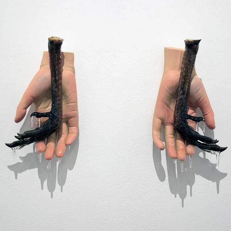 Hannah Lee Cameron - Wet Dreams - Archie Bray Foundation Gallery